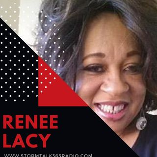 "Power Moment w/ Renee Lacy  -""LIVE LIFE ENTHUSIASTICALLY"""