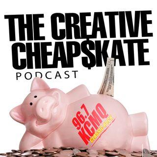 The Creative Cheapskate Podcast