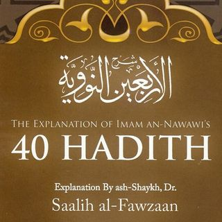 40 Hadith Class