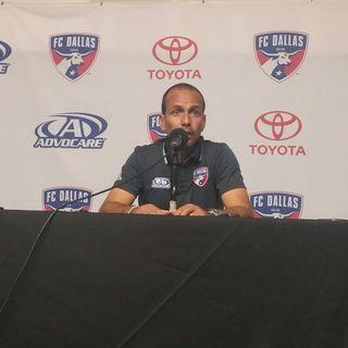 Oscar Pareja on 0-1 loss to Colorado Rapids