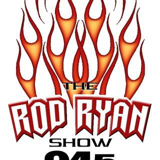 The Rod Ryan Show Podcasts