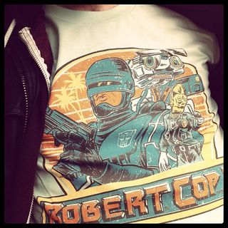Jay Dyer on Afternoon Commute: RobertCop Short Circuits in Dallas