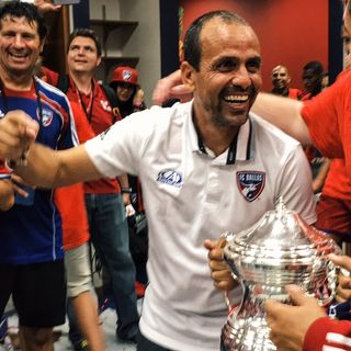 Papi on Winning US Open Cup Title
