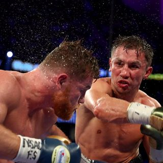 Ep. 9: Canelo-GGG Postfight w/ guest Amir Ritchie.