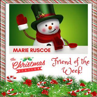 Friend of the Week-Marie Ruscoe - (Episode 3) - 8.25.17