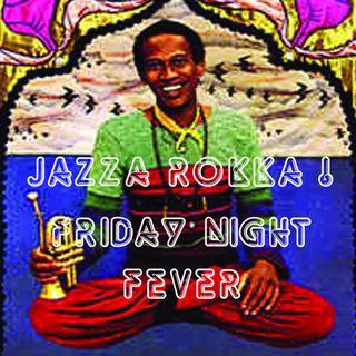 "Friday Night Electricity ""Fever-Jazza Rokka""  by Alfred Antypirine"
