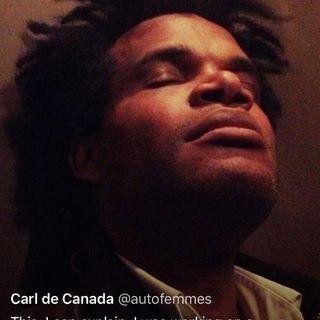 Carl on the air