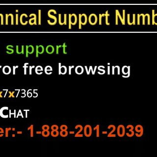 1-888-201-2039Firefox Technical Support