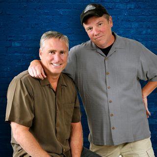 Eddie & Tracy on 700WLW