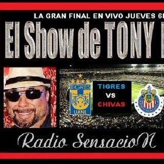 TIGRES VS CHIVAS FINAL IDA