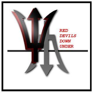 Red Devils Down Under