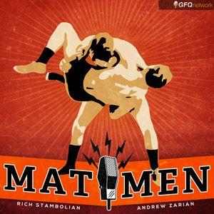 Mat Men Ep. 56 – Bryan Alvarez stops by! 6-19-14