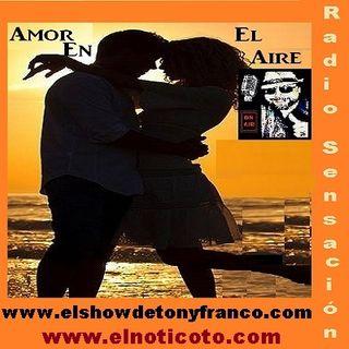 "AMOR EN EL AIRE Love is ""On the Air"""