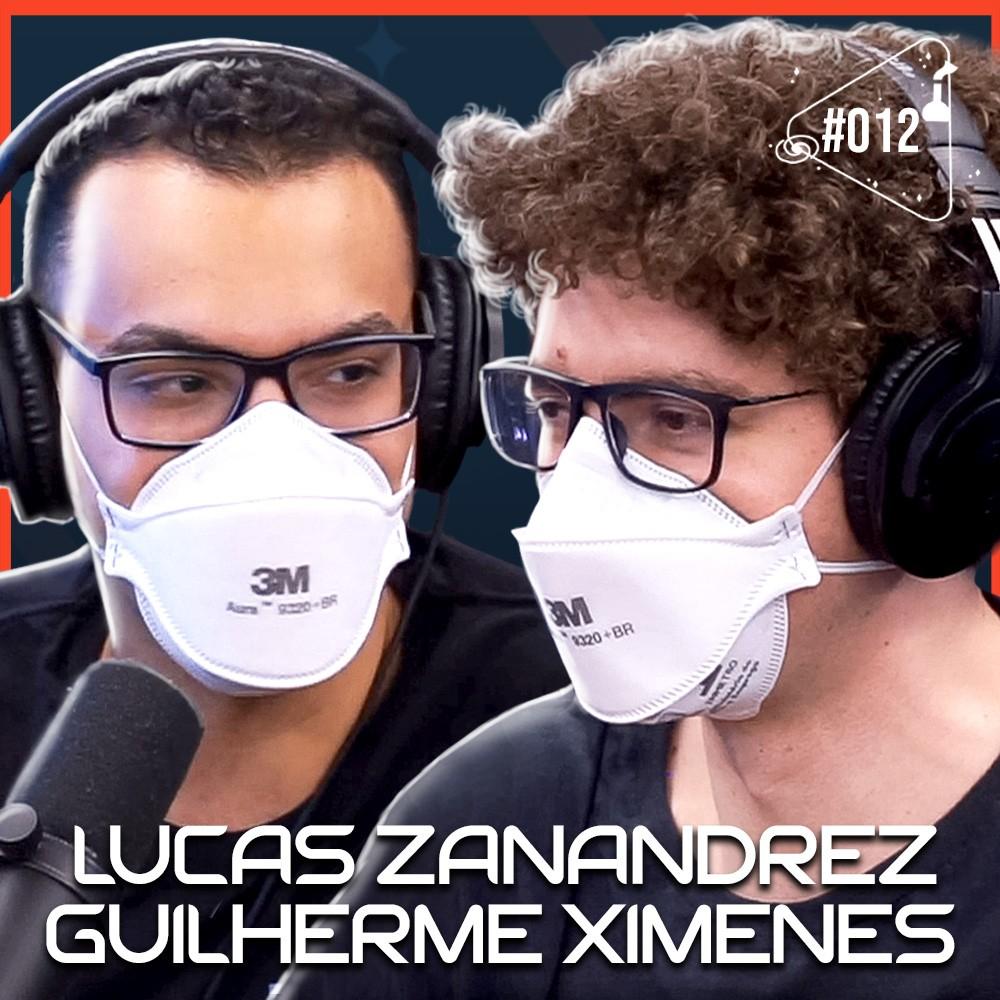 LUCAS ZANANDREZ E GUILHERME XIMENES [OLÁ, CIÊNCIA!] - Ciência Sem Fim #12