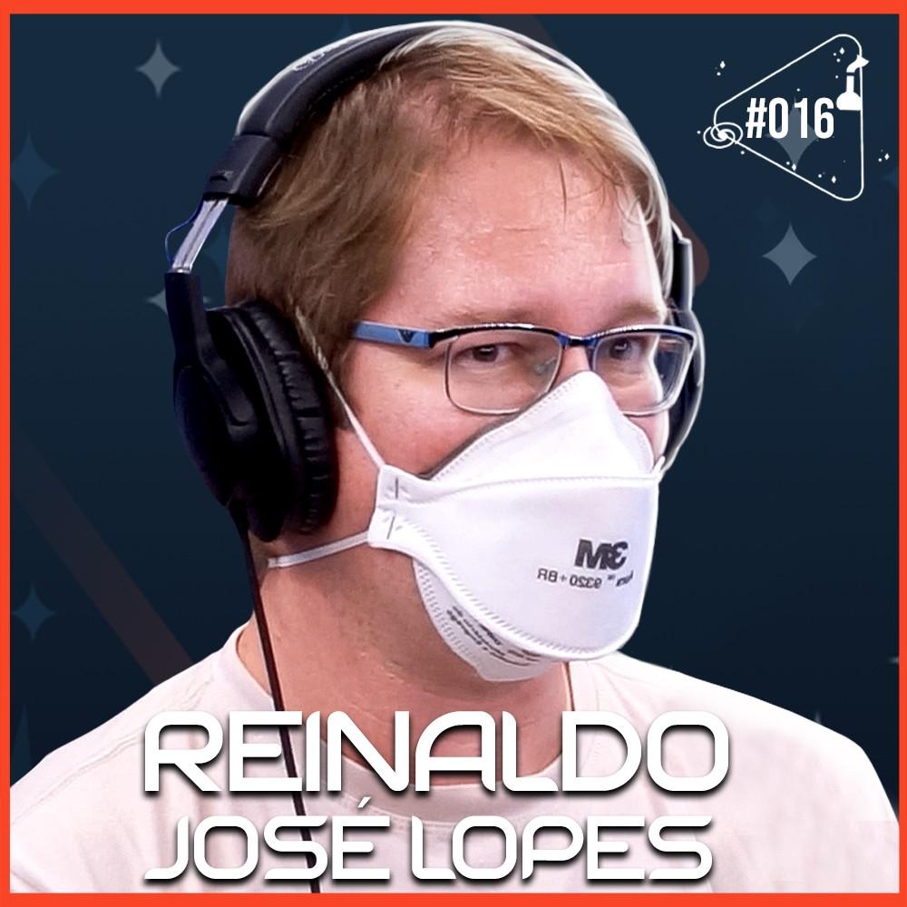 REINALDO JOSÉ LOPES - Ciência Sem Fim #16