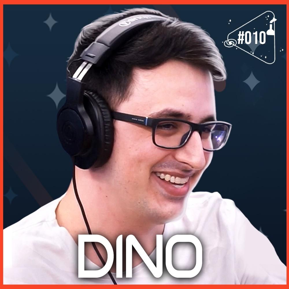 DINO [DOBRA ESPACIAL] - Ciência Sem Fim #10