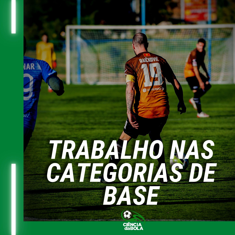 Ep.56: Como ser um profissional para trabalhar nas categorias de base. | Gustavo Caetano | Lucas Barezani