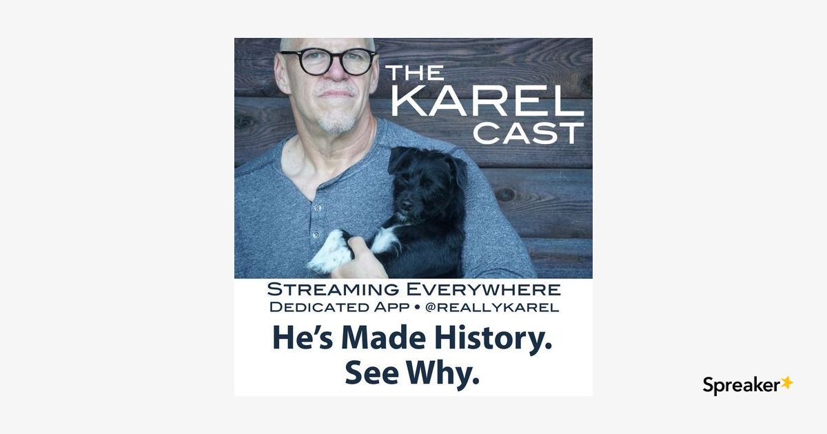 Karel Cast Jun 4 You Are Not Alone, Plus, America's Death Wish