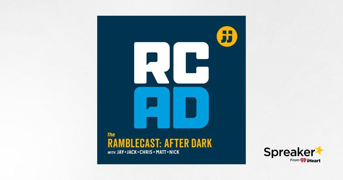"Ramblecast After Dark Ep. 33: ""Mayor Humdinger & the Poop Triggers"""