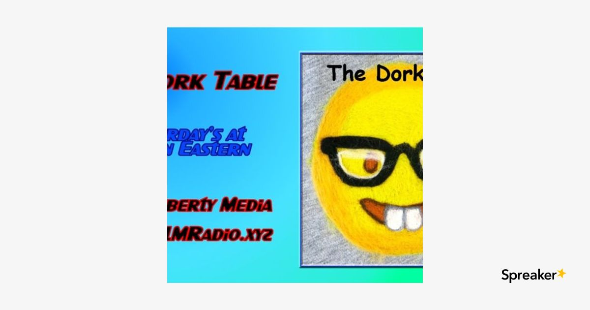 The Dork Table Podcast - 2019-05-25 - Send Lawyers, Guns, Money and Warren Zevon