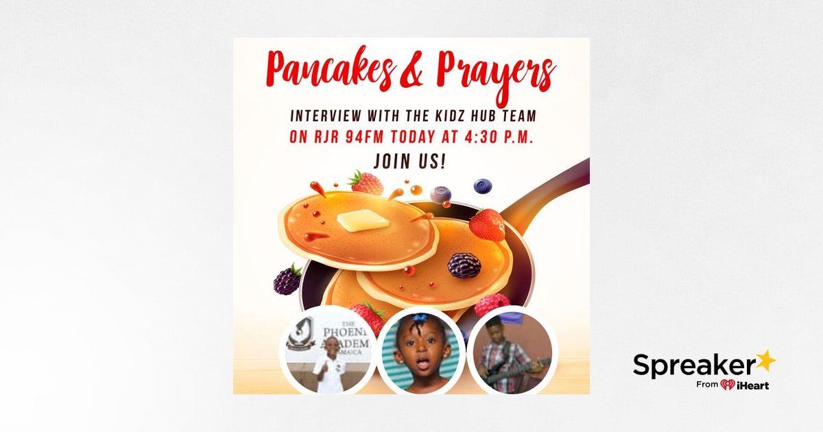 Pancakes And Prayers