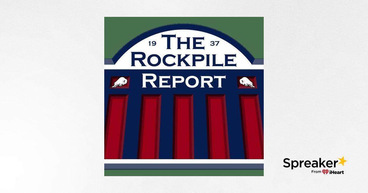 Rockpile Report - 155 - Draft preview series - Defensive Line with Benjamin Solak