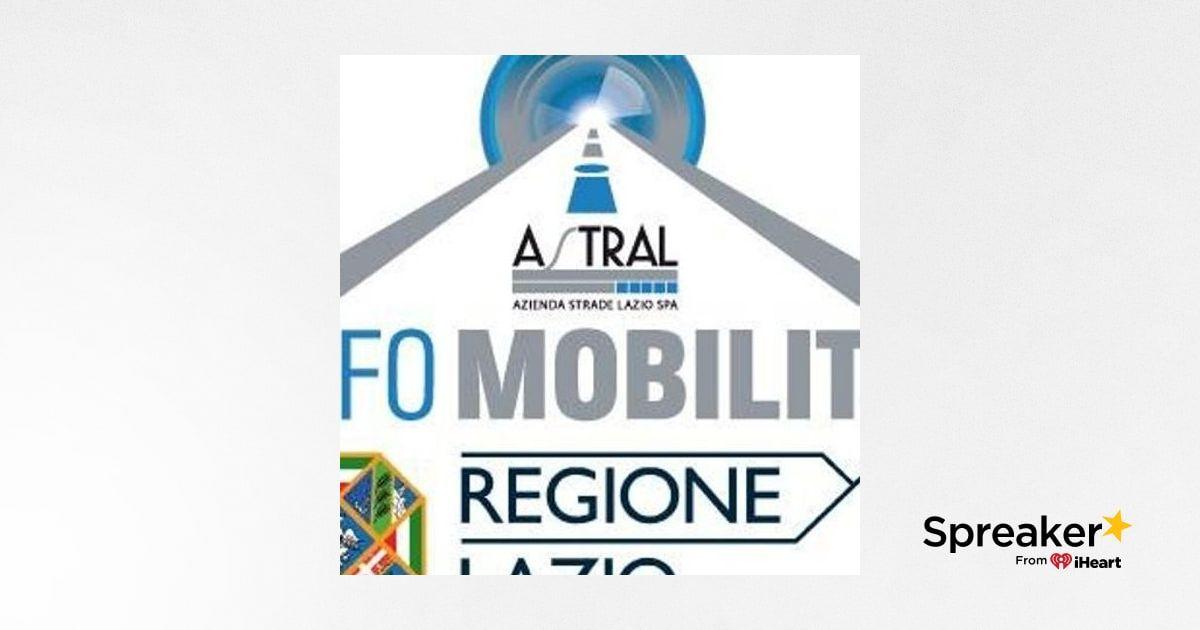 Viabilità Roma Regione Lazio del 16-03-2019 ore 08:30