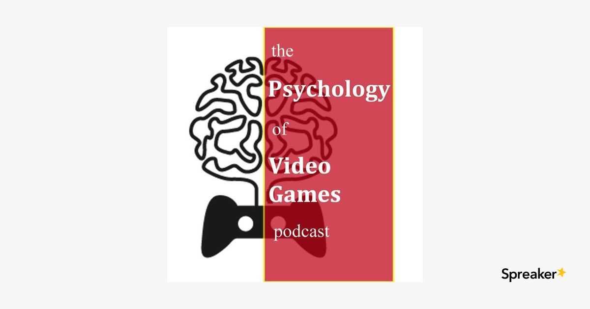 Podcast 55 - Psychology of Level Design
