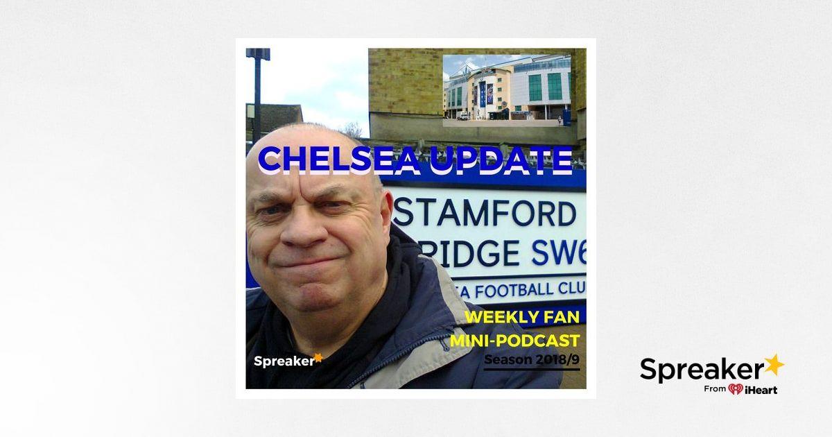 Preview: Chelsea v Brighton ( 03/04/19 C U #93 )