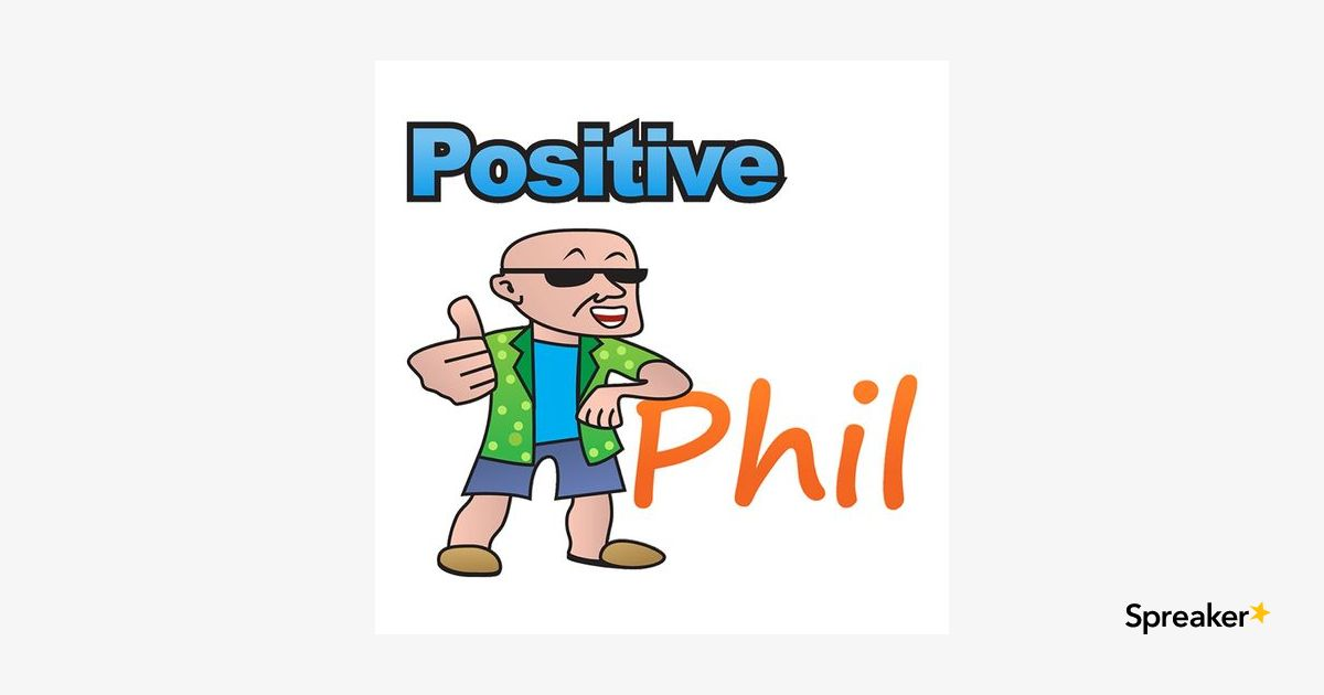 Doing what is right over what is easy. Jim Bailey CEO of Phivida, Functional Food & Beverage CBD company is on the Positive Phil Podcast