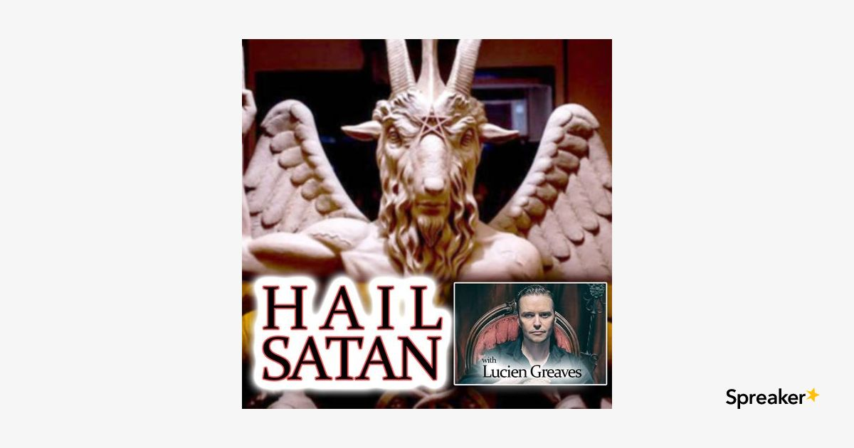 Hail Satan (the documentary): with Lucien Greaves