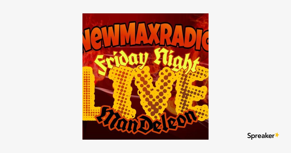 Friday Night Live with ManDeleon:Taking It Back Too The Old Skool