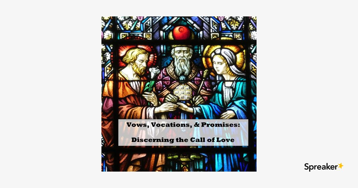 Episode 12: Fr. John Horn, SJ, and Dcn. Thomas Pulickal share a new book entitled Spiritual Husbands-Spiritual Fathers (May 23, 2020)