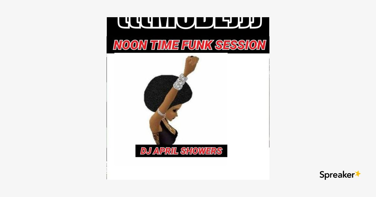 MCDE NOON TIME FUNK SESSION