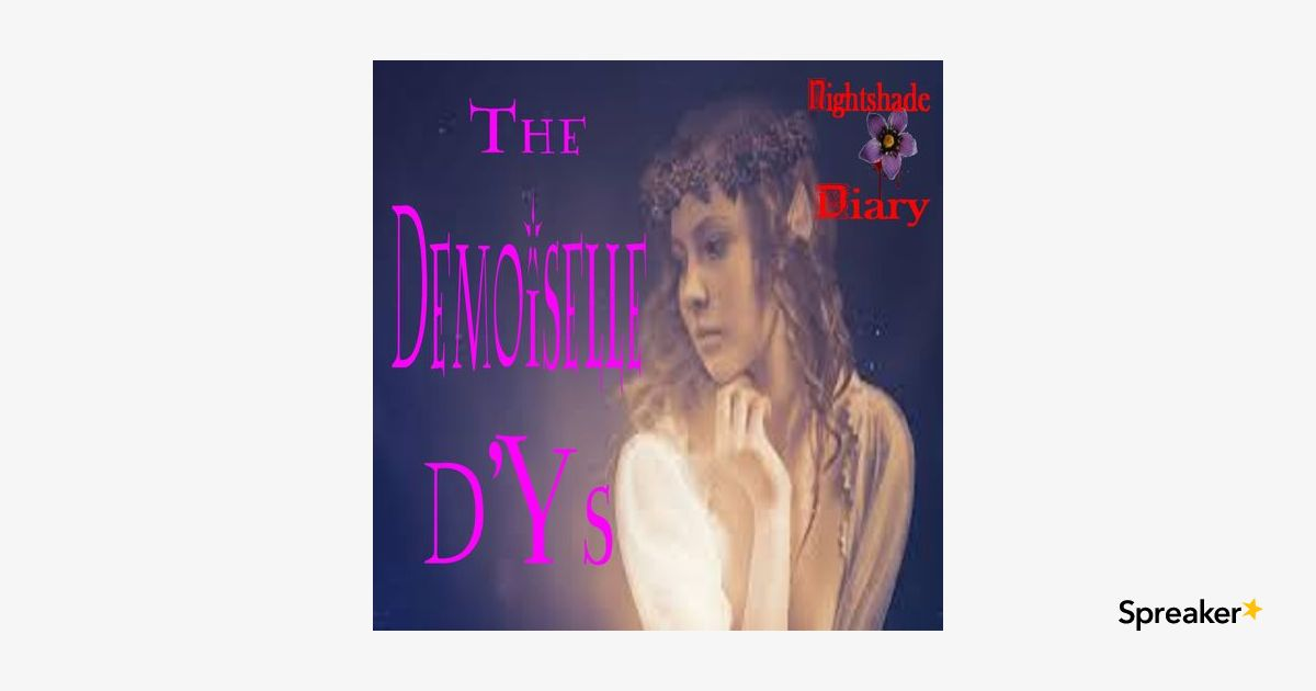 The Demoiselle D'Ys   King in Yellow Story   Podcast