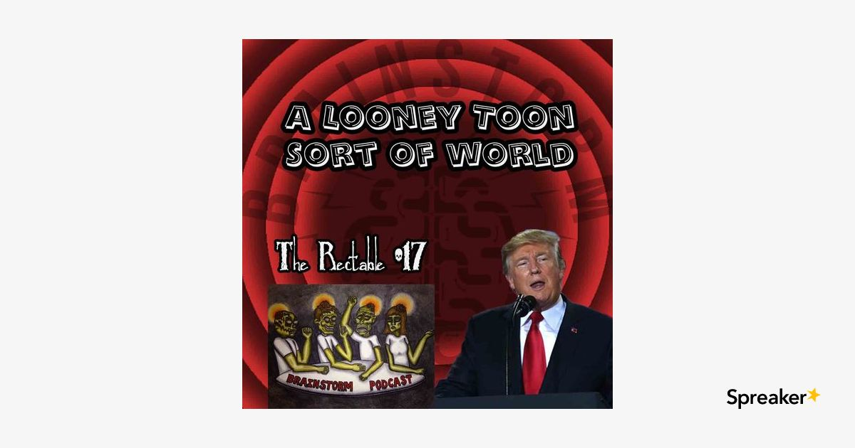 A Looney Toon Sort Of World