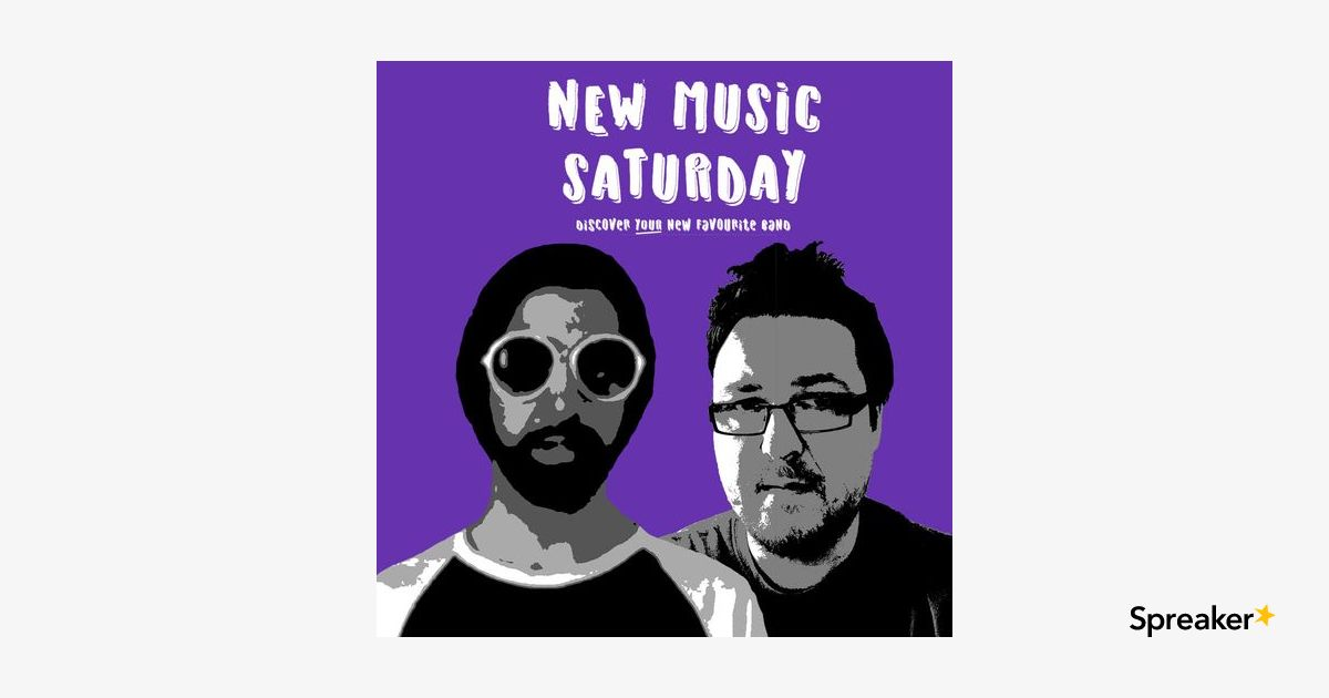 New Music Saturday Dr.Bones MikeFive Stu and musical guest Operation Neptune Spear