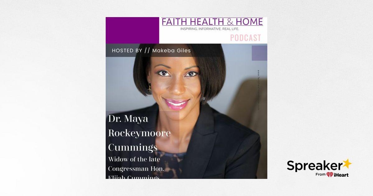 Fighting Against Racial Disparities in Health Care: A Conversation with Maya Rockeymoore Cummings