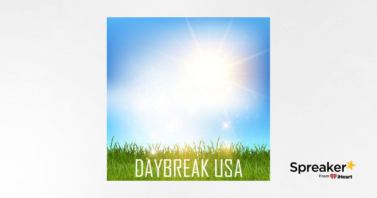 Daybreak USA Hour 3 Segment 2 070920
