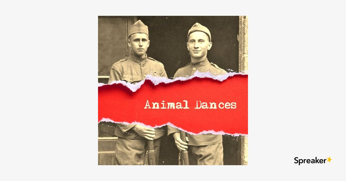 """HumorOutcasts Interview with Jim Saunders of """"Animal Dances"""""""