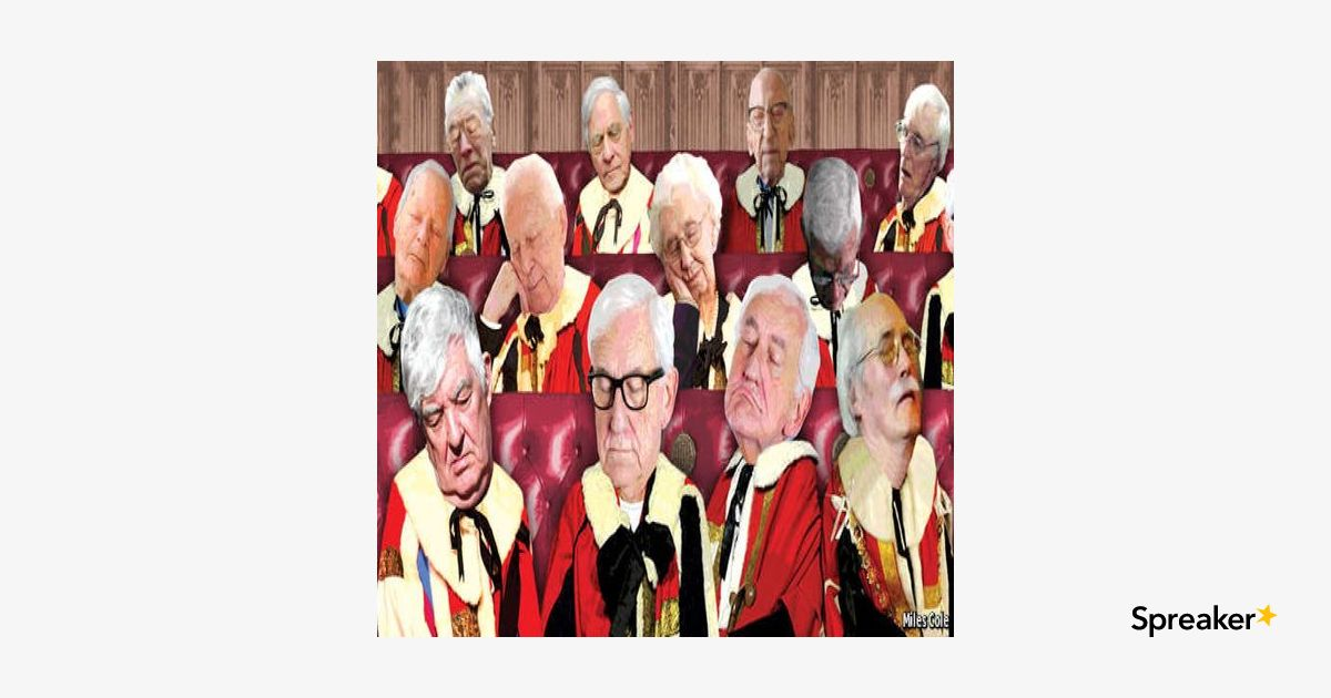 Episode 169 - House of Lords
