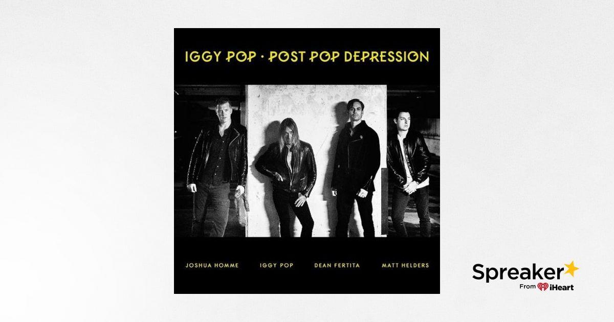 ESPECIAL IGGY POP POST POP DEPRESSION 2016 CDR PRODUCTIONS #Iggypop #r2d2 #c3po #darthvader #obiwan #skywalker #kyloren #yoda #bond25 #music