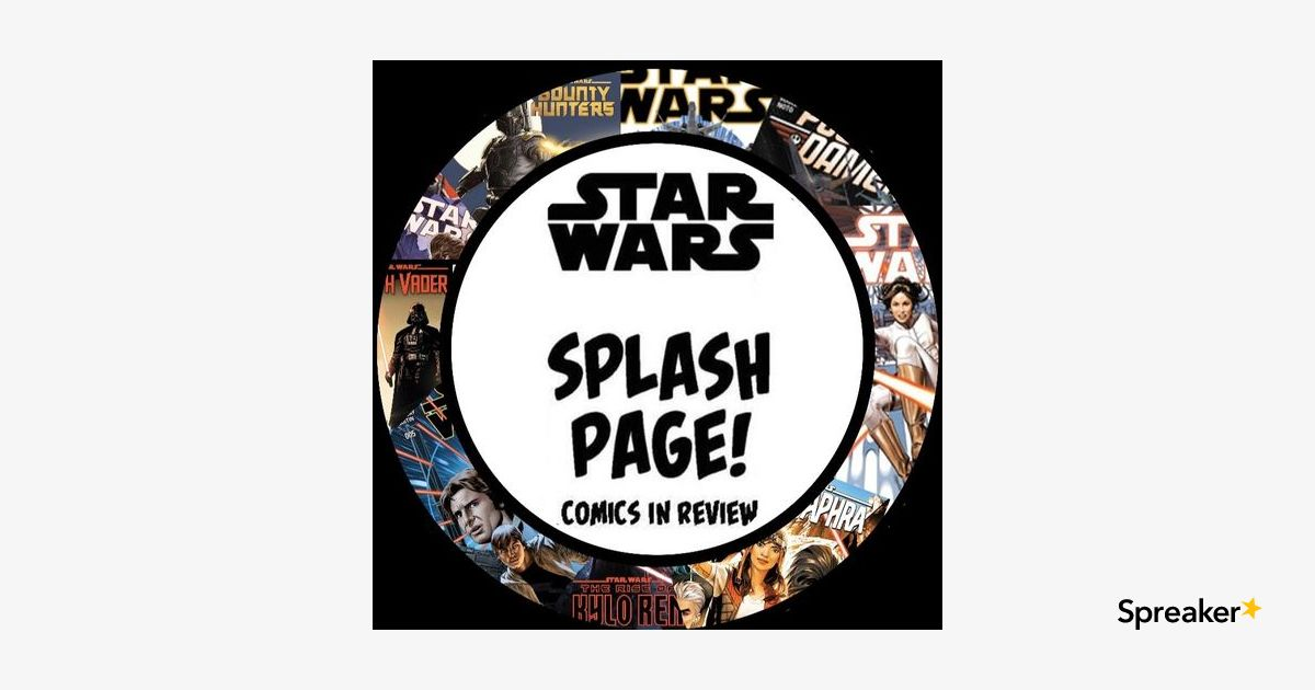 Star Wars Splash Page #178 -- The Star Wars Comics Daily Splash Page Crossover Extravaganza