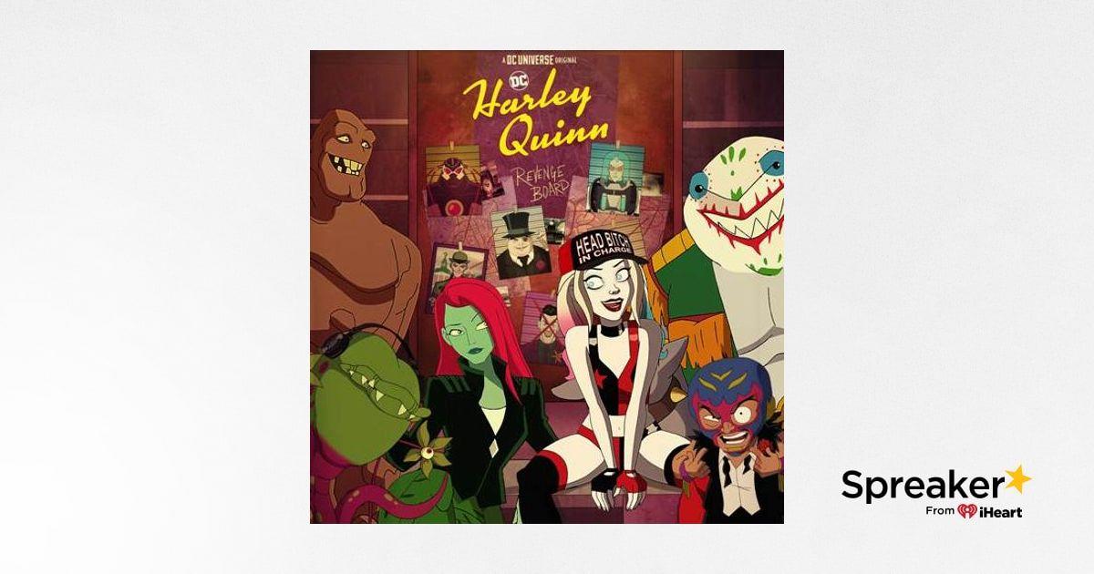 TV Party Tonight: Harley Quinn (season 2)
