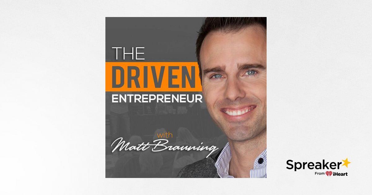 Driven Entrepreneur - Steve Sudell & Rondi Lambeth