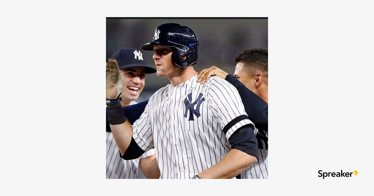 Bronx Bombers #038   Sanchez   Down Goes Frazier   Didi's Return   2019 Bullpen: Best Ever?   Injury Updates