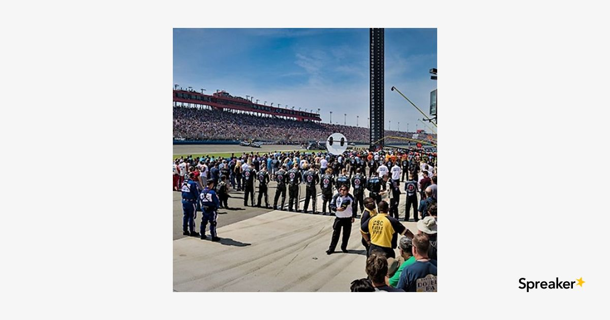 Auto Club 400 - NASCAR's Saint Patrick's Weekend With ACS President Dave Allen