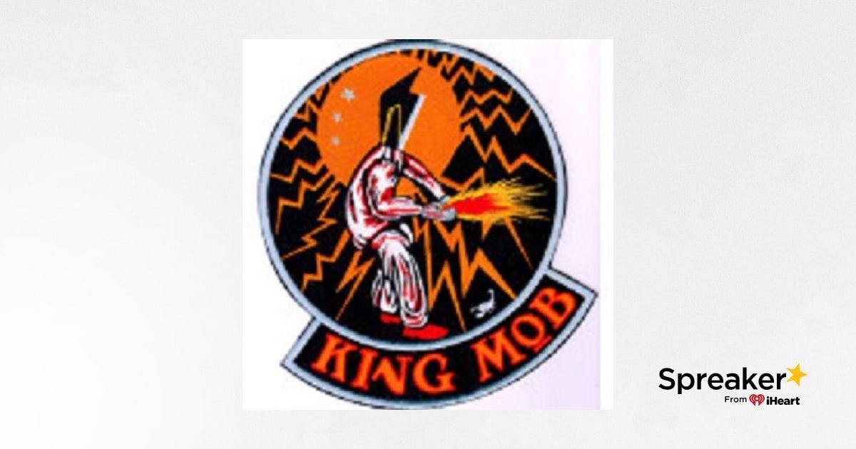 King Mob Psycho Drama 9th March 2019
