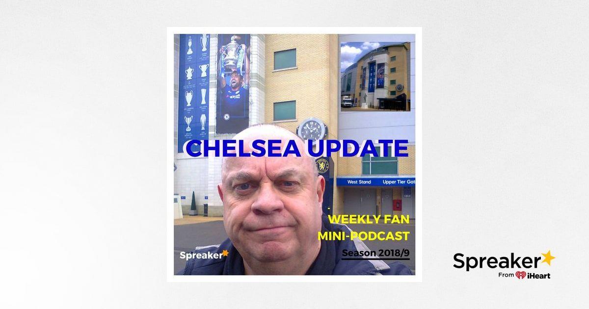 Preview: Chelsea v Wolves ( 09/03/19 C U #90 )