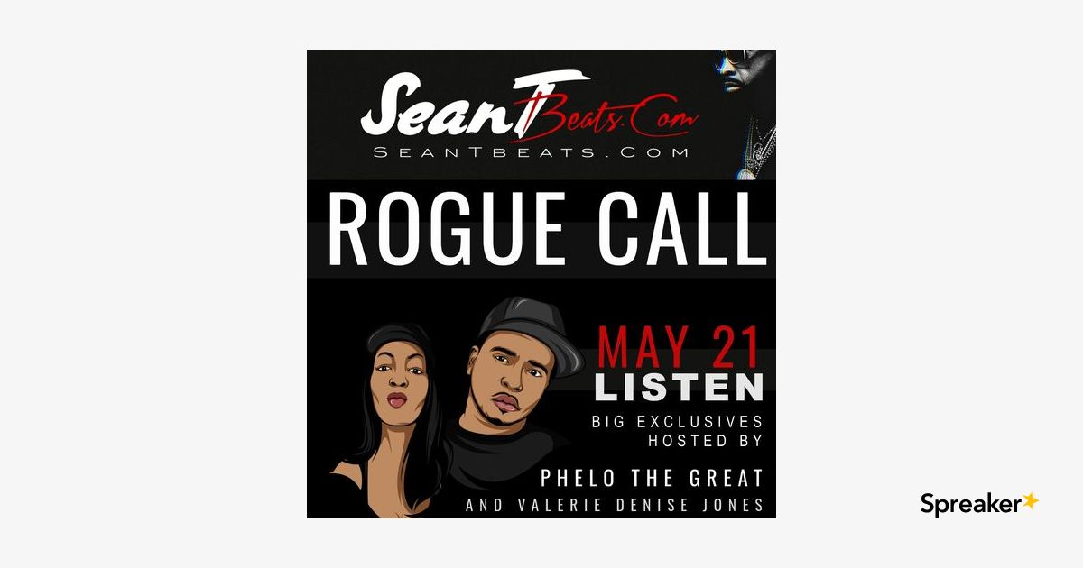 BIG Exclusives, Hosted By Valerie Denise Jones & Phelo the Great (Guest: Sean T)